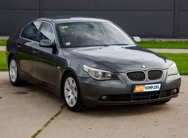 BMW, 530, 2006.gads full