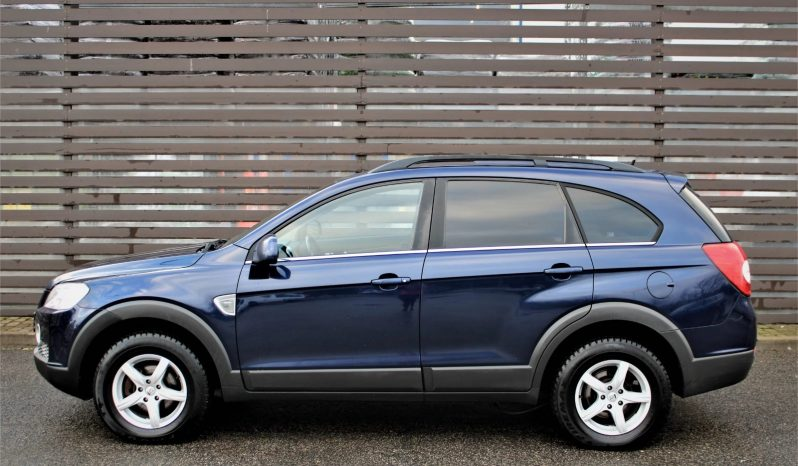 Chevrolet Captiva full